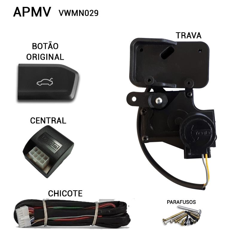 Kit Abertura de Porta Malas VW Voyage G7 Tragial
